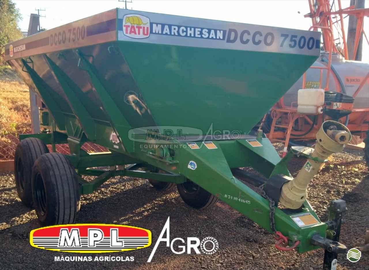 IMPLEMENTOS AGRICOLAS DISTRIBUIDOR CALCÁRIO 7500 Kg MPL Agro - Máquinas Agrícolas IRATI PARANÁ PR
