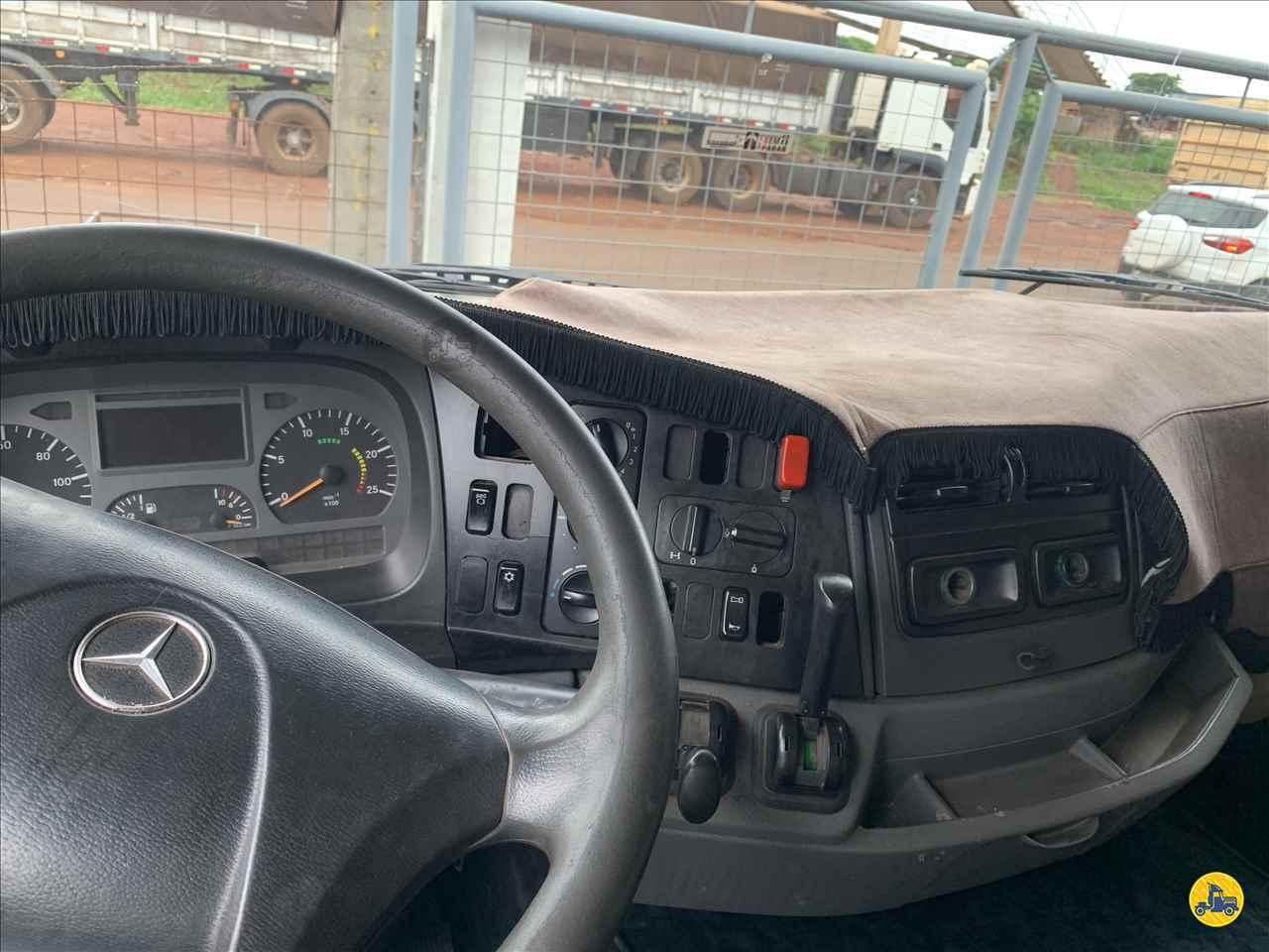 MERCEDES-BENZ MB 2544 781577km 2010/2011 Paulinho Caminhões