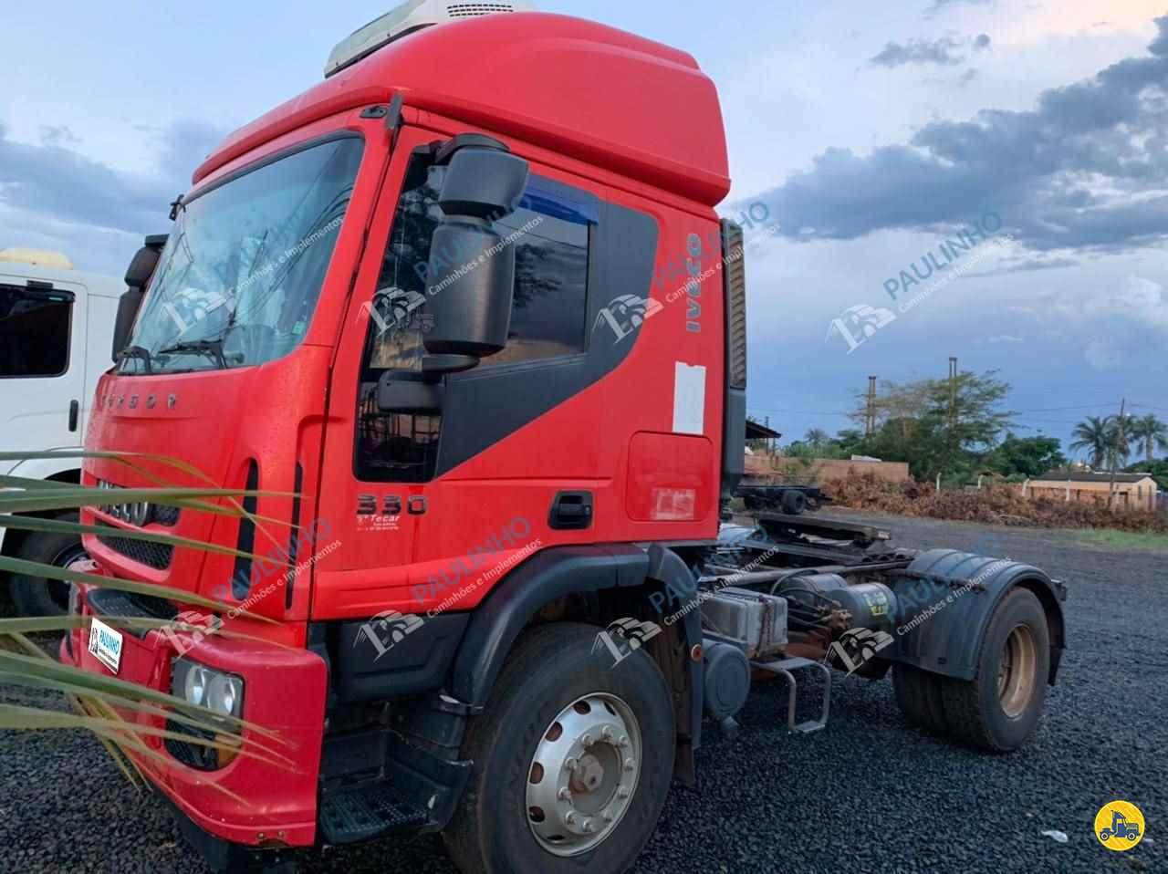 CAMINHAO IVECO CURSOR 450E33 Cavalo Mecânico Toco 4x2 Paulinho Caminhões RIO VERDE GOIAS GO