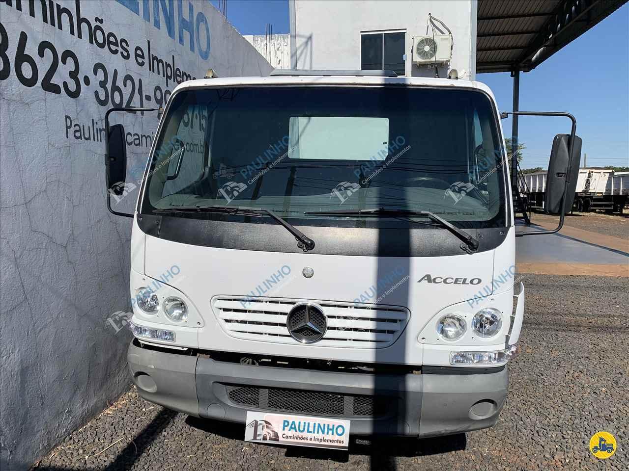 CAMINHAO MERCEDES-BENZ MB 915 Chassis 3/4 4x2 Paulinho Caminhões RIO VERDE GOIAS GO