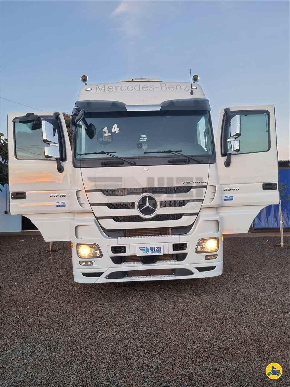 CAMINHAO MERCEDES-BENZ MB 2546 Cavalo Mecânico Truck 6x2 Vizi Trucks DOIS VIZINHOS PARANÁ PR
