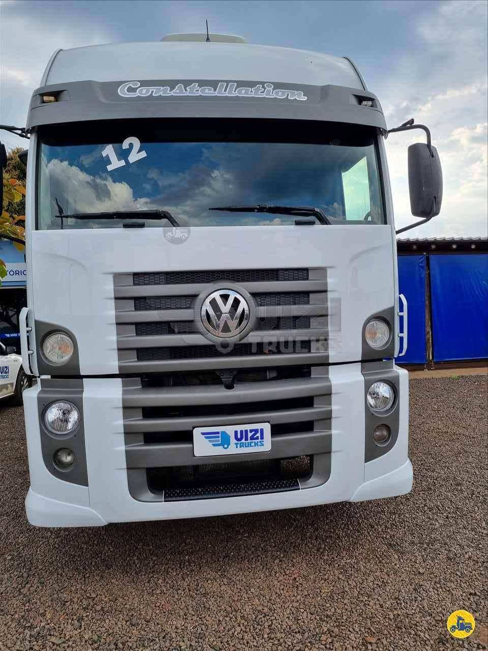 CAMINHAO VOLKSWAGEN VW 25390 Cavalo Mecânico Truck 6x2 Vizi Trucks DOIS VIZINHOS PARANÁ PR