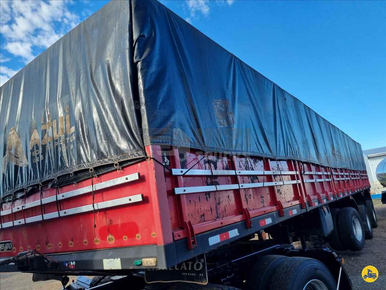 CARRETA SEMI-REBOQUE GRANELEIRO Vizi Trucks DOIS VIZINHOS PARANÁ PR
