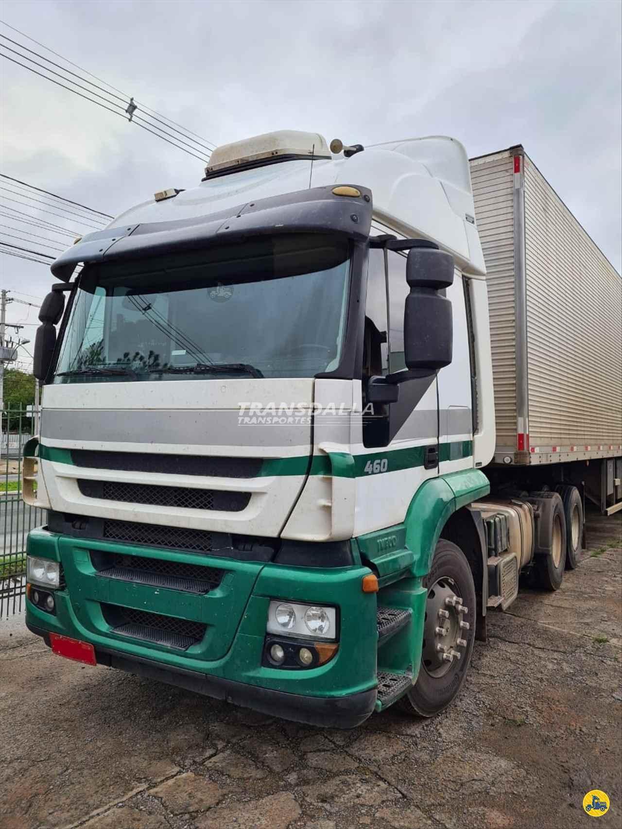 STRALIS 570 de Transdalla - CANOAS/RS