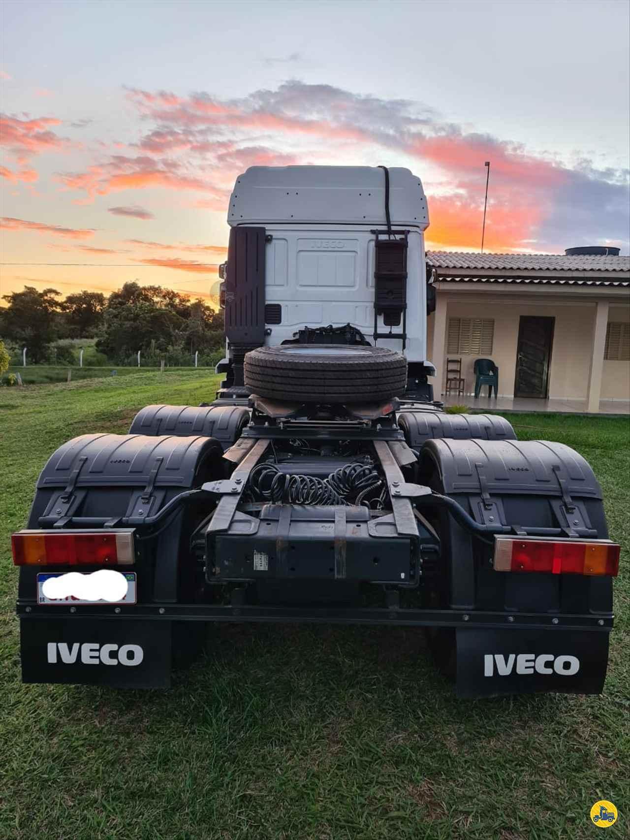 IVECO STRALIS 440 98000km 2020/2020 Rodrigo Caminhões