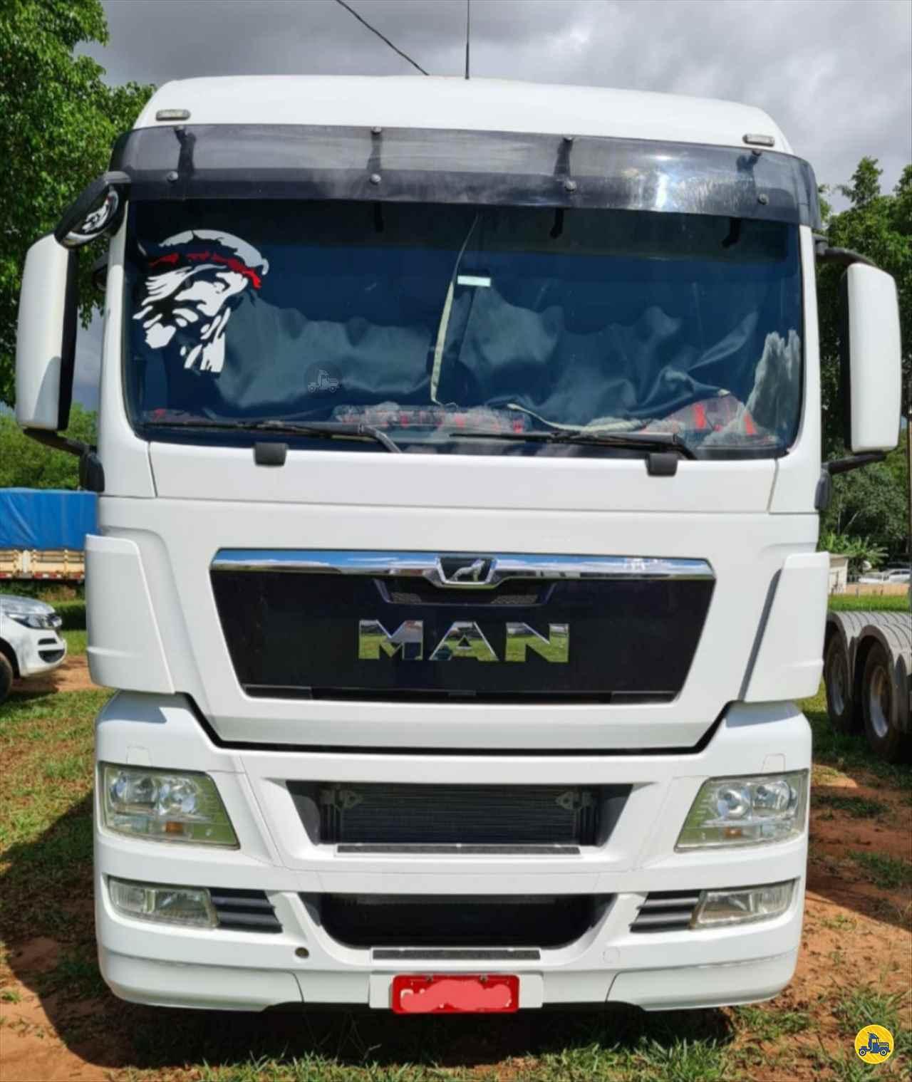 CAMINHAO MAN TGX 29 480 Cavalo Mecânico Traçado 6x4 Rodrigo Caminhões CAMPO GRANDE MATO GROSSO DO SUL MS