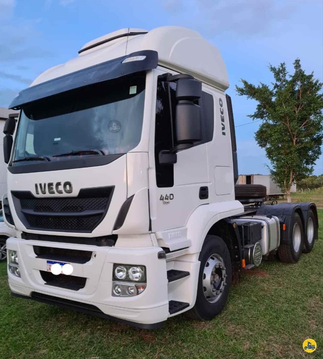 CAMINHAO IVECO STRALIS 440 Cavalo Mecânico Truck 6x2 Rodrigo Caminhões CAMPO GRANDE MATO GROSSO DO SUL MS