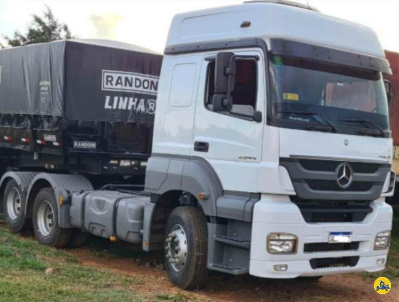 CAMINHAO MERCEDES-BENZ MB 2544 Cavalo Mecânico Traçado 6x4 Rodrigo Caminhões CAMPO GRANDE MATO GROSSO DO SUL MS