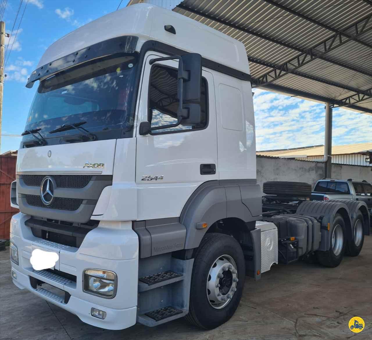 CAMINHAO MERCEDES-BENZ MB 2544 Cavalo Mecânico Truck 6x2 Rodrigo Caminhões CAMPO GRANDE MATO GROSSO DO SUL MS