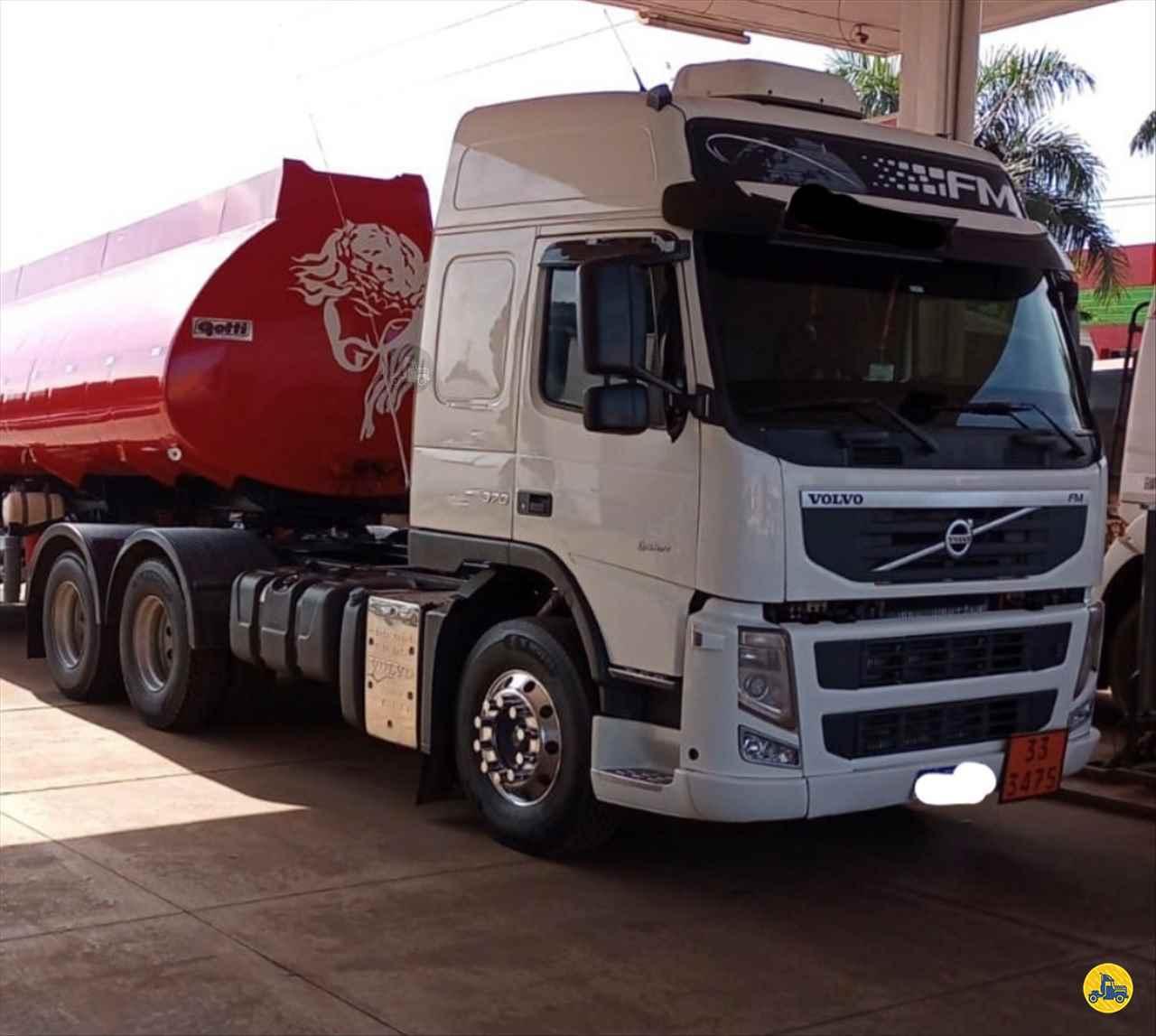 CAMINHAO VOLVO VOLVO FM 370 Cavalo Mecânico Truck 6x2 Rodrigo Caminhões CAMPO GRANDE MATO GROSSO DO SUL MS
