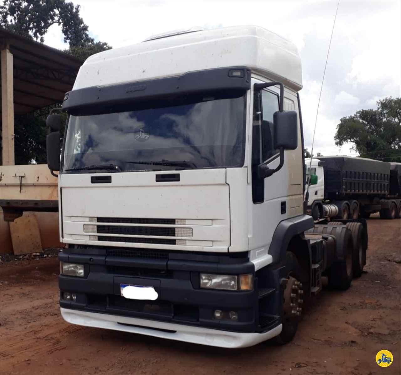 CAMINHAO IVECO EUROTECH 450E37 Cavalo Mecânico Truck 6x2 Rodrigo Caminhões CAMPO GRANDE MATO GROSSO DO SUL MS