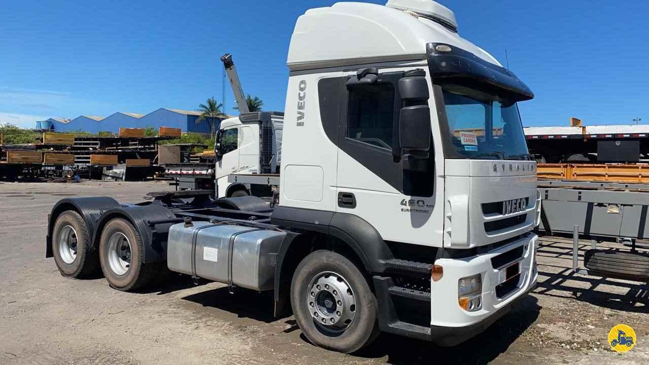 IVECO STRALIS 460 350km 2011/2012 CCM Caminhões