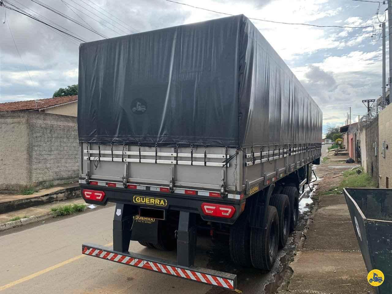 SEMI-REBOQUE GRANELEIRO  2015/2016 CCM Caminhões