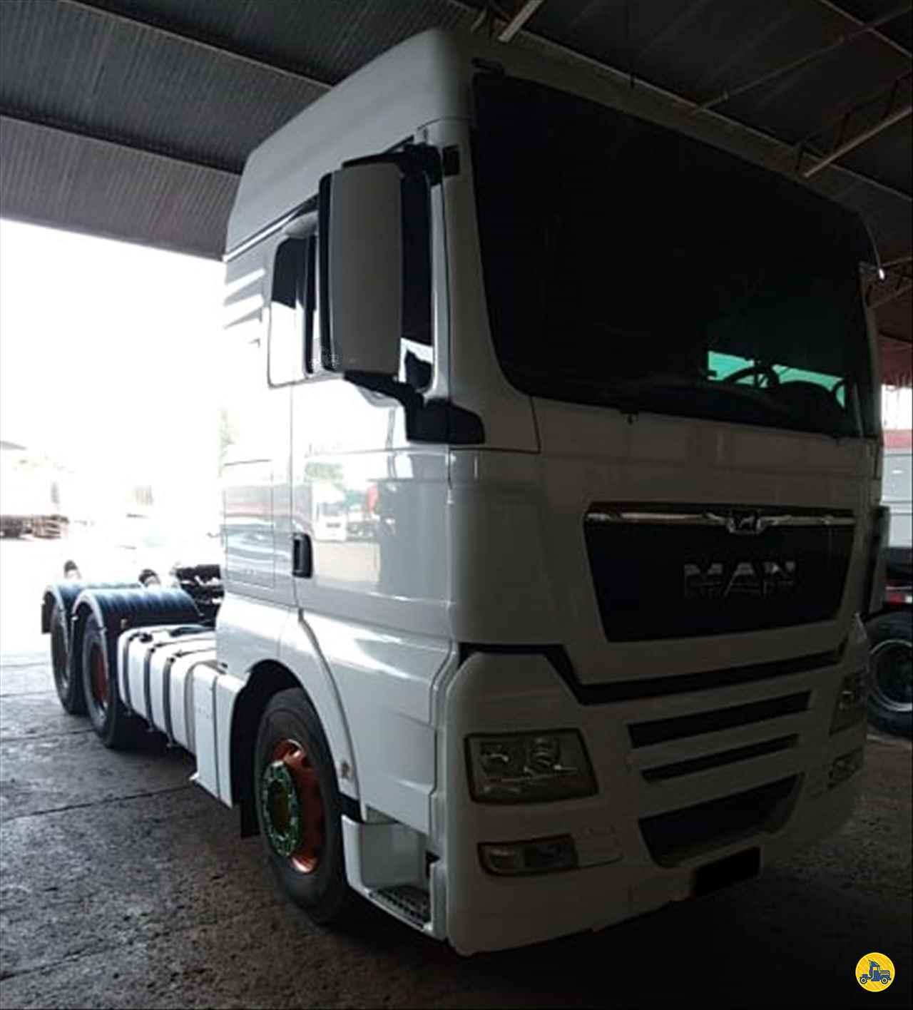 MAN TGX 29 480 448km 2017/2018 CCM Caminhões