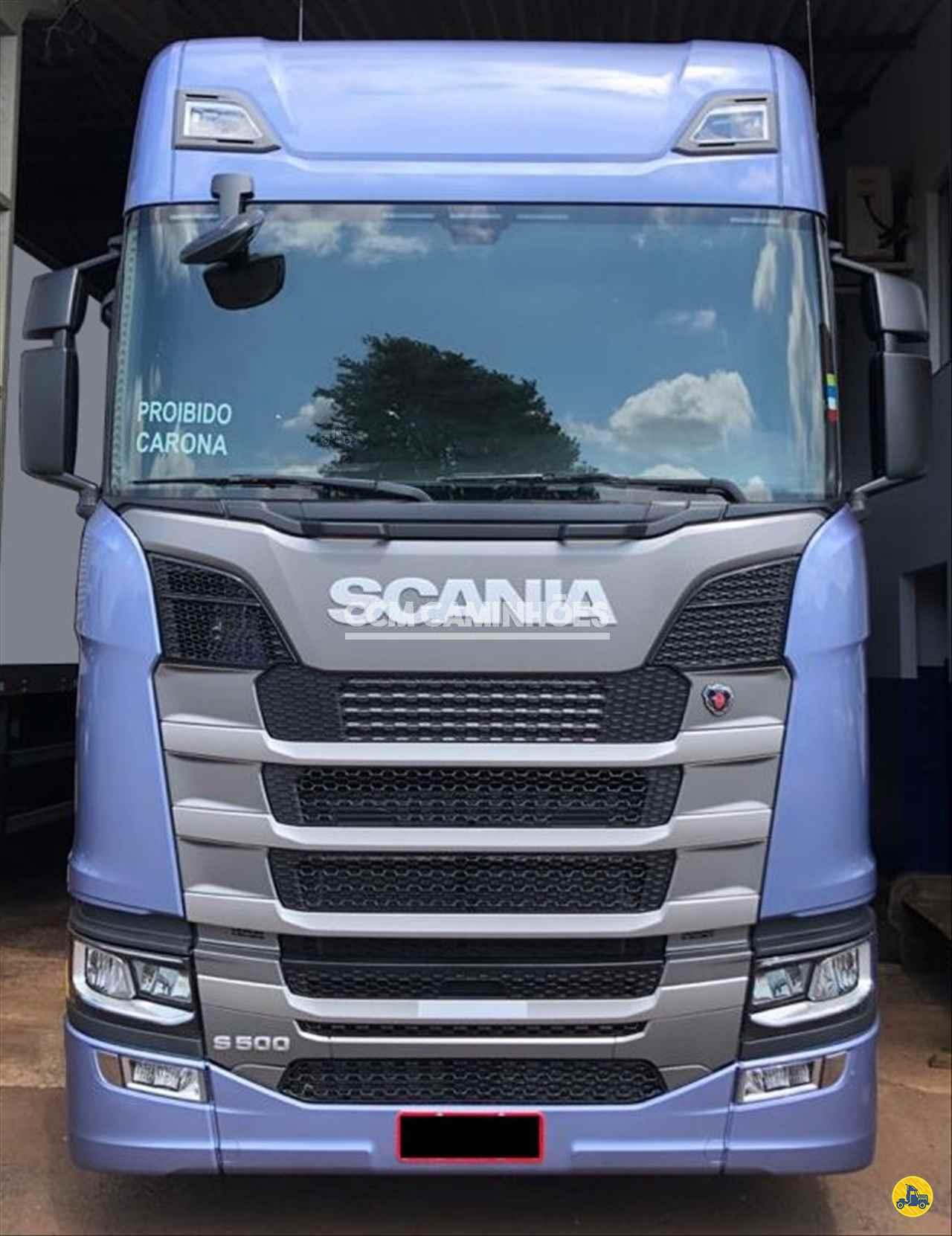 CAMINHAO SCANIA SCANIA 500 Cavalo Mecânico Truck 6x2 CCM Caminhões GOIANIA GOIAS GO