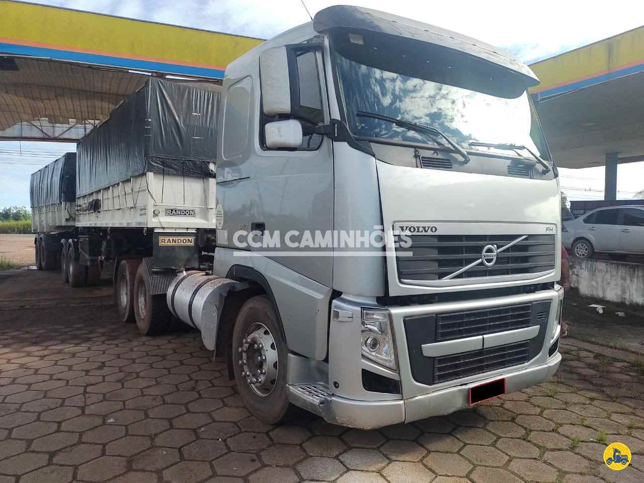 CAMINHAO VOLVO VOLVO FH 440 Cavalo Mecânico Truck 6x2 CCM Caminhões GOIANIA GOIAS GO