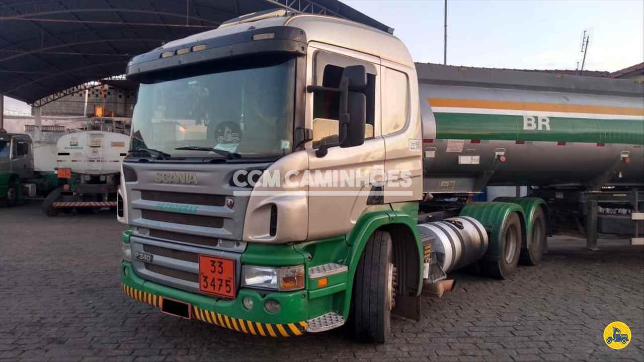 CAMINHAO SCANIA SCANIA P340 Cavalo Mecânico Truck 6x2 CCM Caminhões GOIANIA GOIAS GO