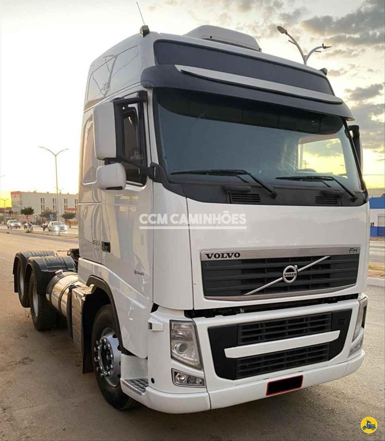 CAMINHAO VOLVO VOLVO FH 460 Cavalo Mecânico Truck 6x2 CCM Caminhões GOIANIA GOIAS GO