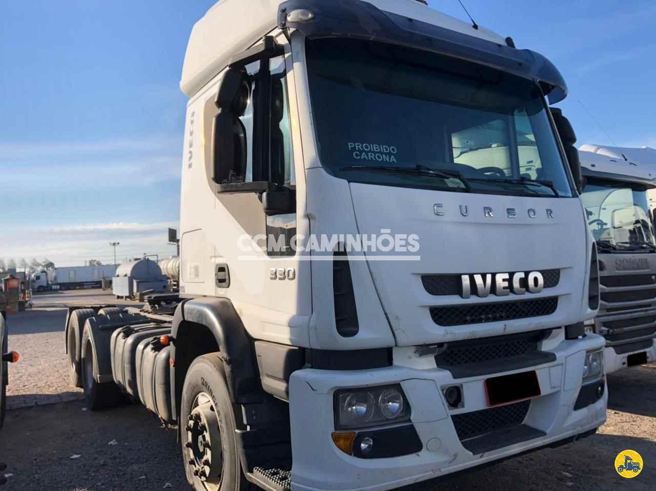 CAMINHAO VOLVO VOLVO VM 330 Cavalo Mecânico Truck 6x2 CCM Caminhões GOIANIA GOIAS GO