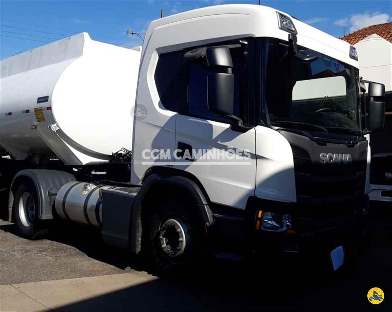 CAMINHAO SCANIA SCANIA P360 Cavalo Mecânico Toco 4x2 CCM Caminhões GOIANIA GOIAS GO