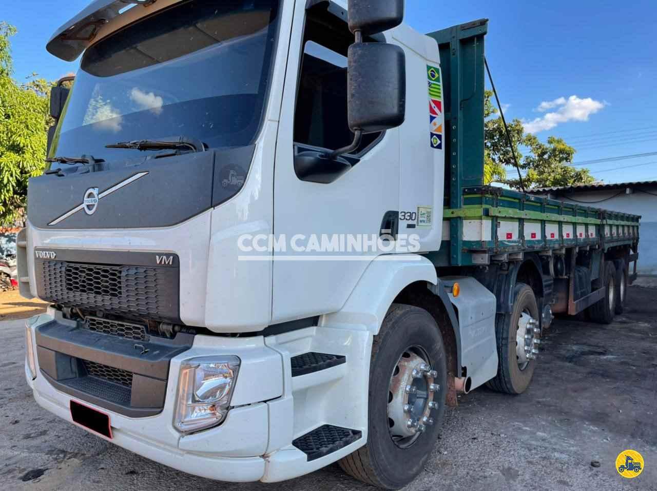 CAMINHAO VOLVO VOLVO VM 330 Chassis BiTruck 8x2 CCM Caminhões GOIANIA GOIAS GO