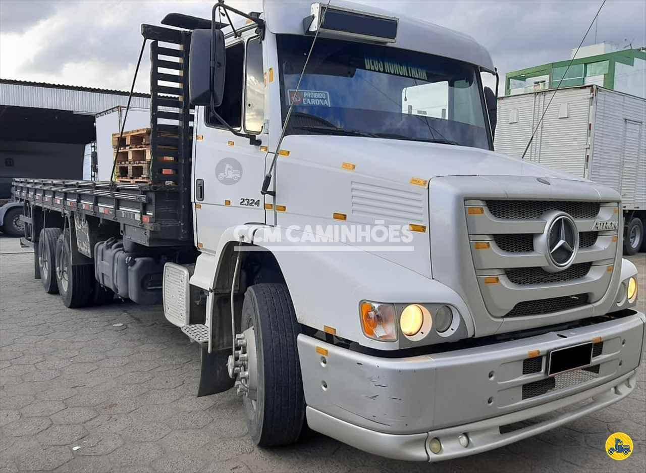 CAMINHAO MERCEDES-BENZ MB 2324 Carga Seca Truck 6x2 CCM Caminhões GOIANIA GOIAS GO
