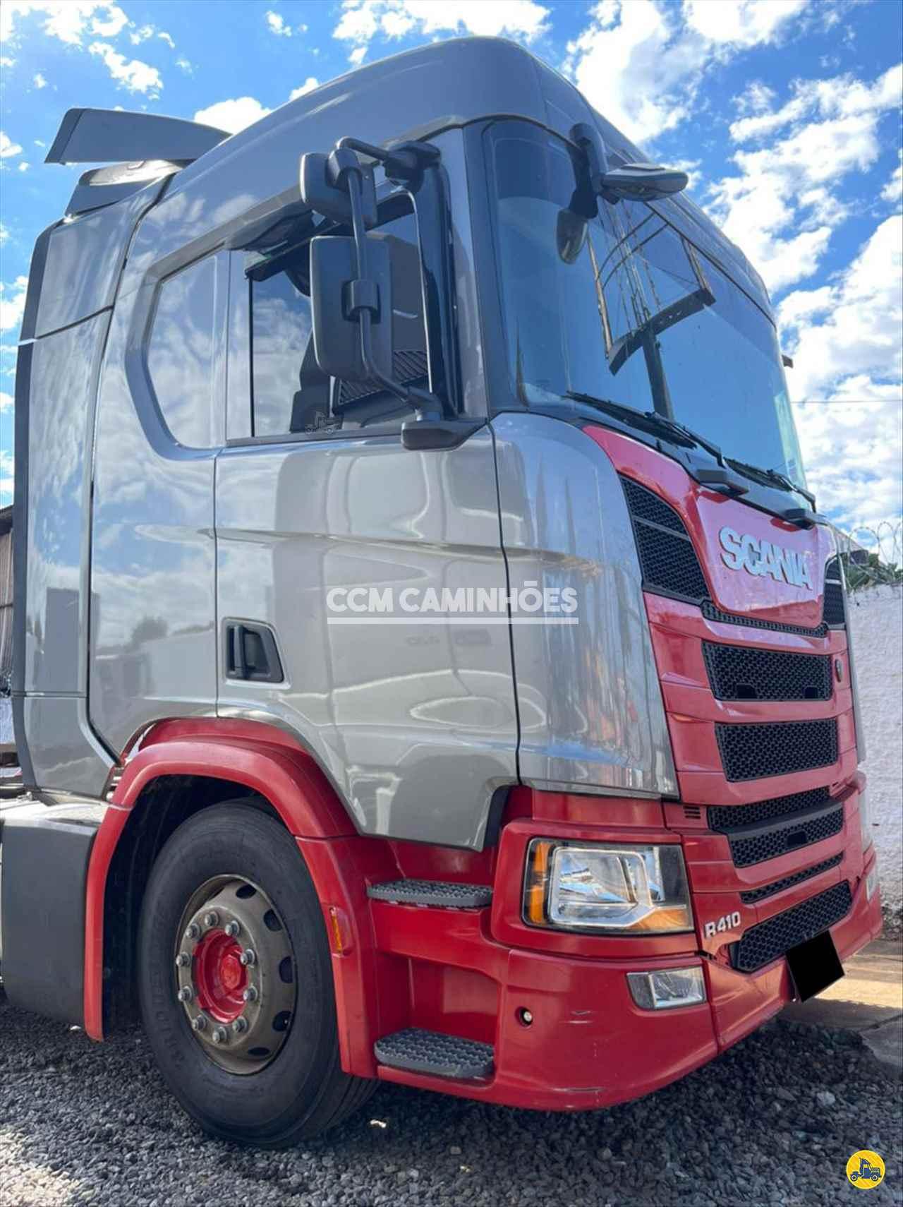 CAMINHAO SCANIA SCANIA 410 Cavalo Mecânico Truck 6x2 CCM Caminhões GOIANIA GOIAS GO