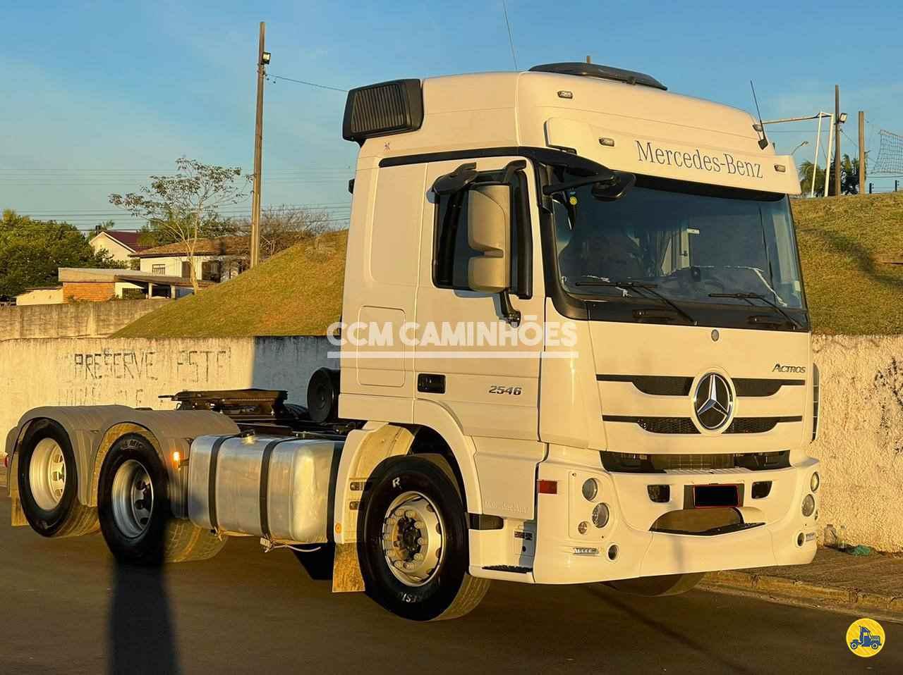 CAMINHAO MERCEDES-BENZ MB 2546 Cavalo Mecânico Truck 6x2 CCM Caminhões GOIANIA GOIAS GO