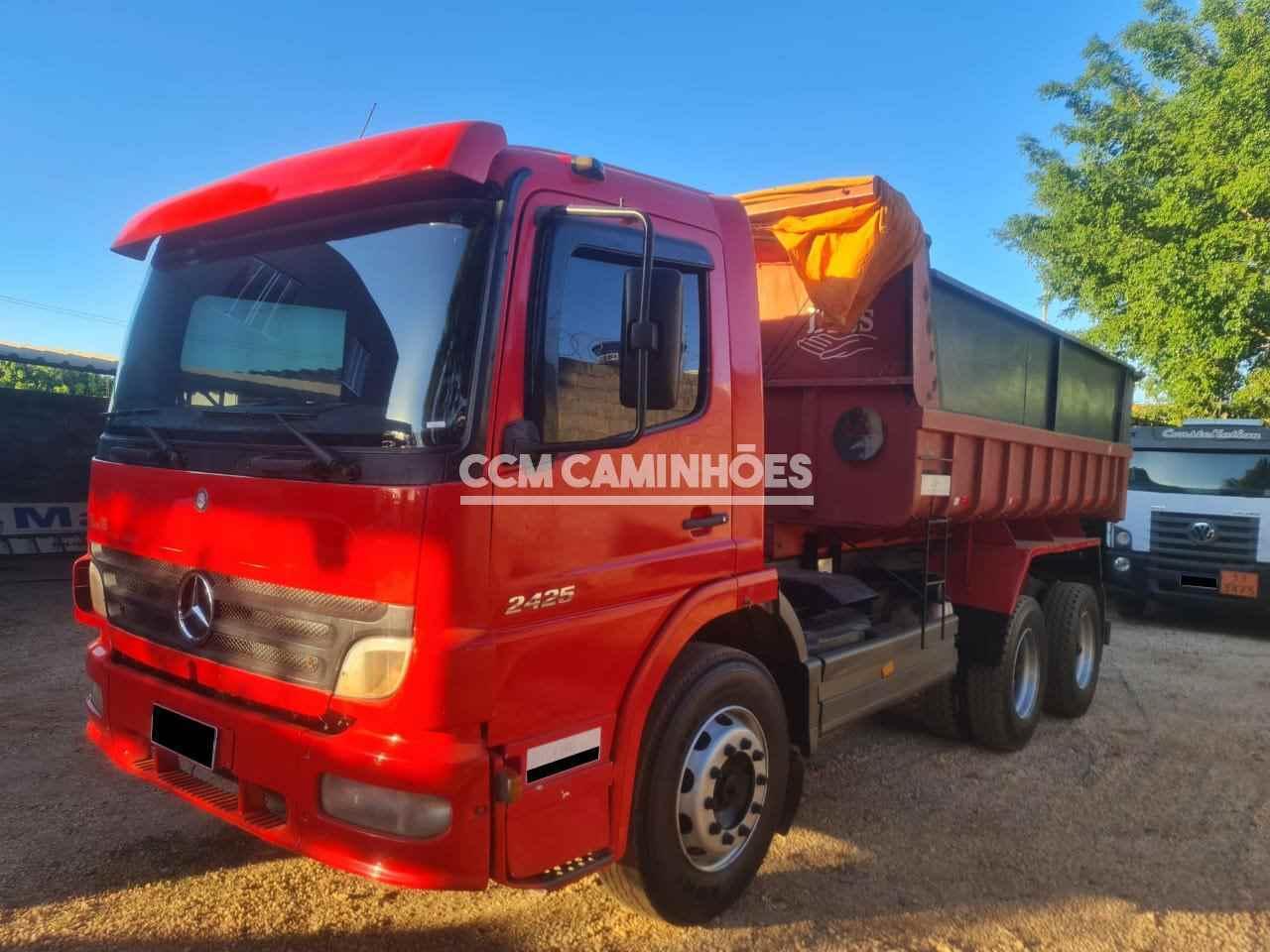 CAMINHAO MERCEDES-BENZ MB 2425 Caçamba Basculante Truck 6x2 CCM Caminhões GOIANIA GOIAS GO