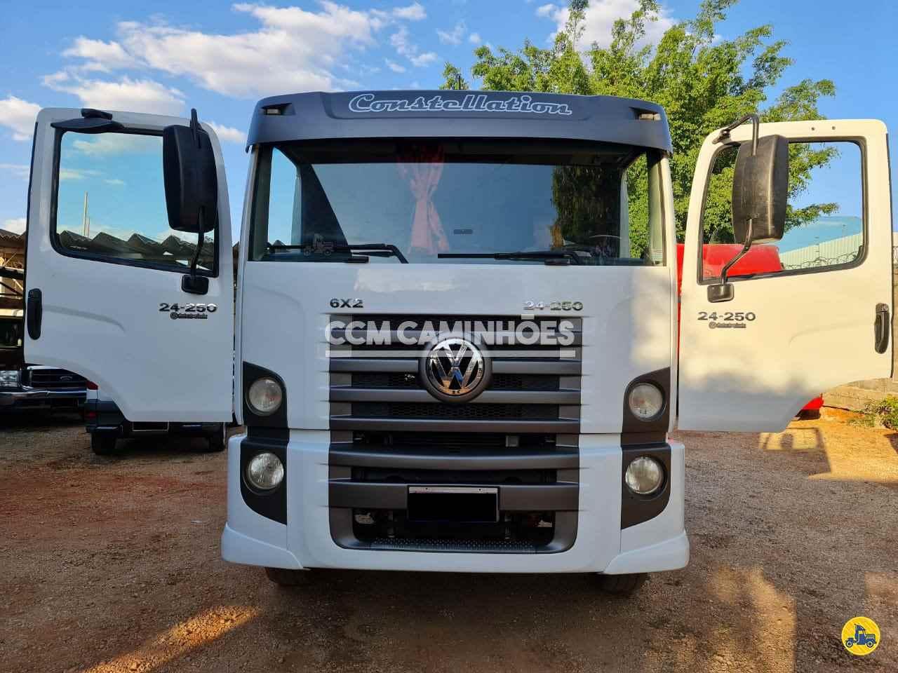 CAMINHAO VOLKSWAGEN VW 24250 Chassis Truck 6x2 CCM Caminhões GOIANIA GOIAS GO