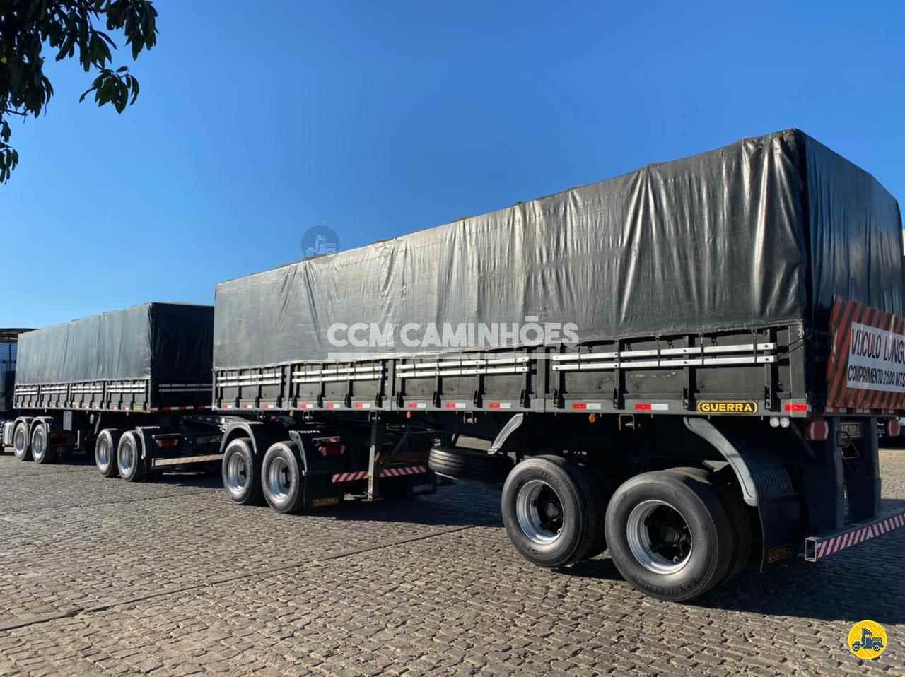 CARRETA RODOTREM GRANELEIRO CCM Caminhões GOIANIA GOIAS GO