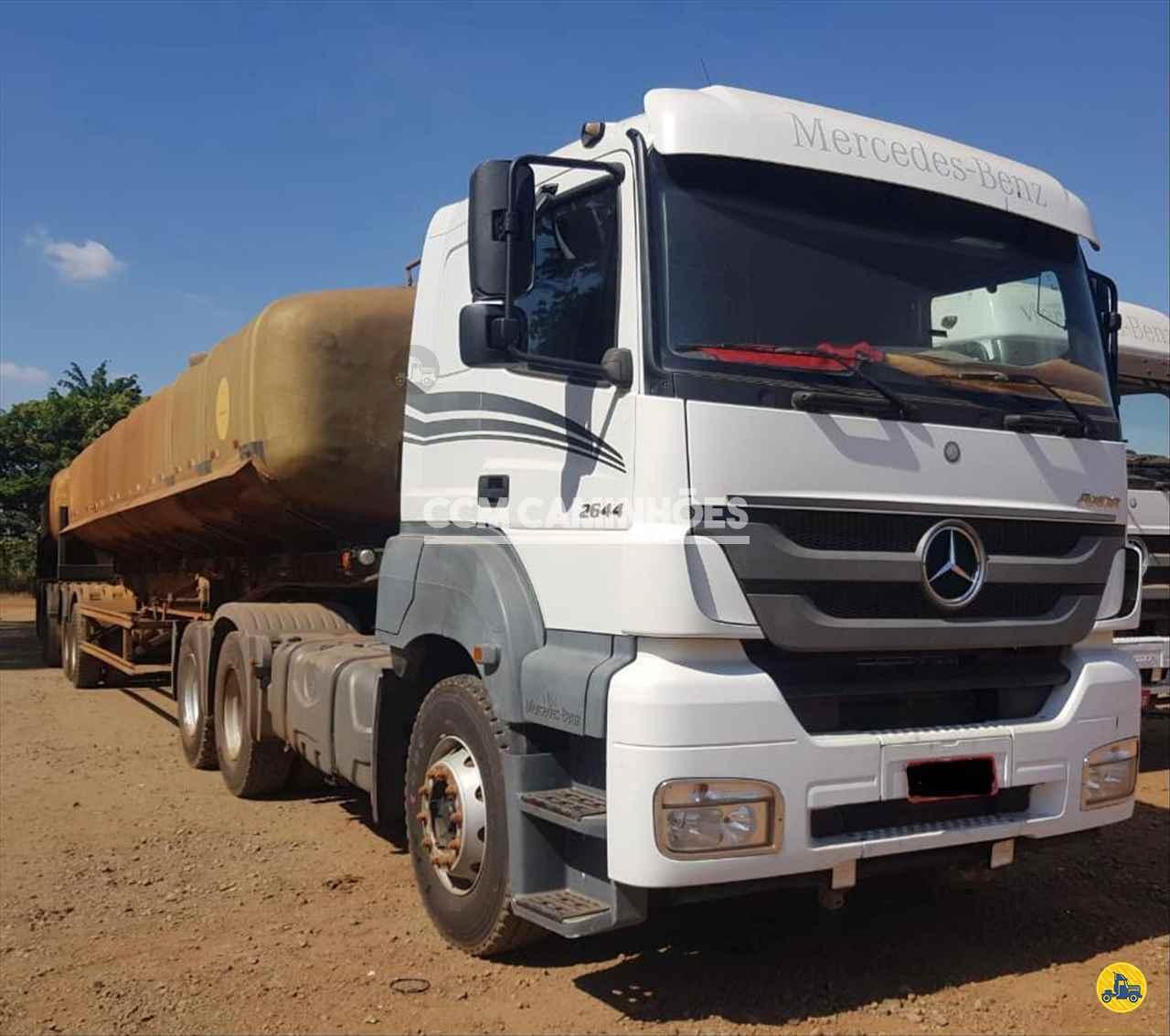 CAMINHAO MERCEDES-BENZ MB 2644 Cavalo Mecânico Traçado 6x4 CCM Caminhões GOIANIA GOIAS GO