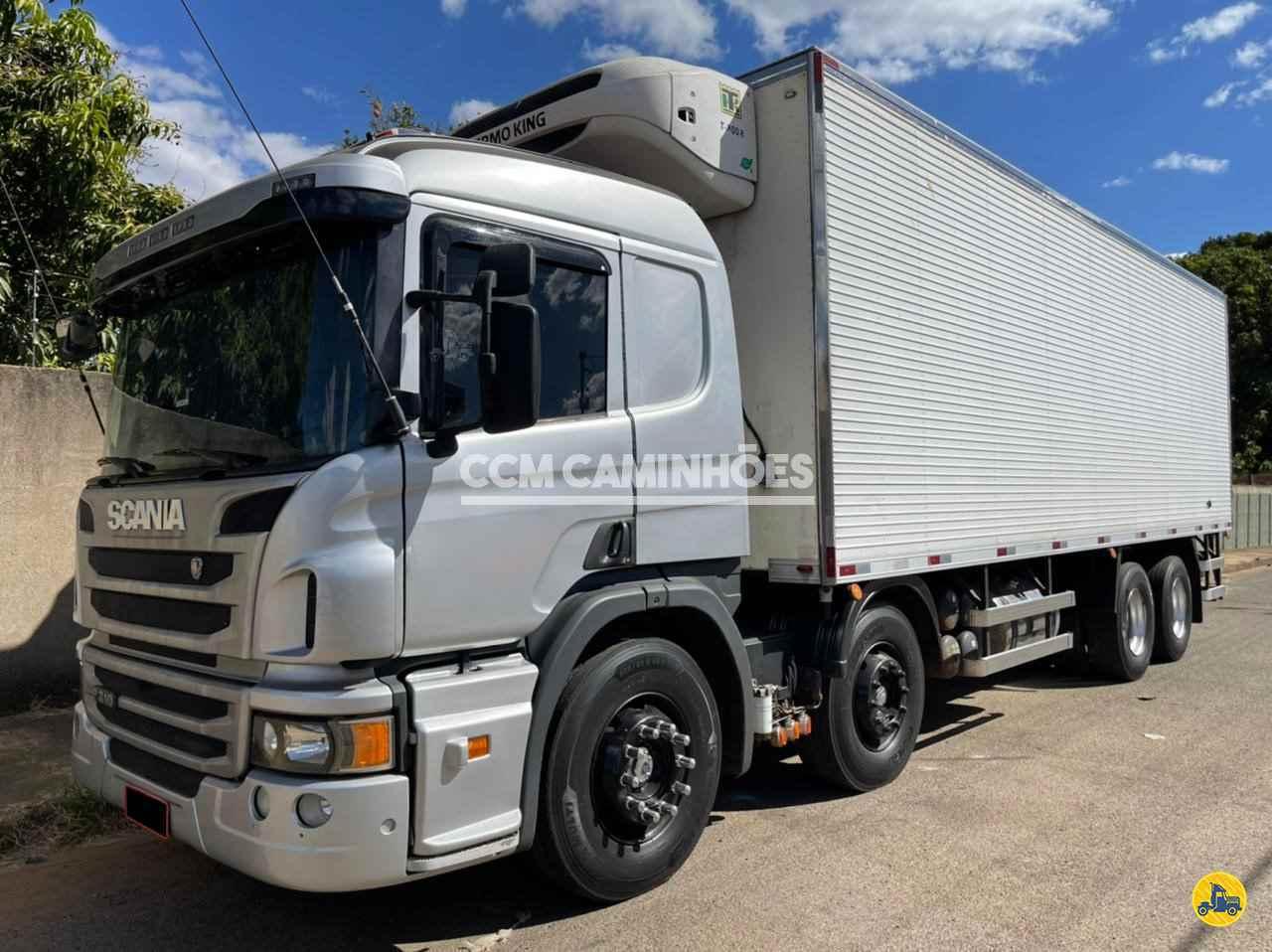 CAMINHAO SCANIA SCANIA P310 Baú Frigorífico BiTruck 8x2 CCM Caminhões GOIANIA GOIAS GO