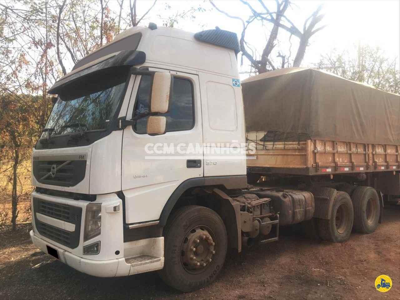 CAMINHAO VOLVO VOLVO FM 370 Cavalo Mecânico Truck 6x2 CCM Caminhões GOIANIA GOIAS GO