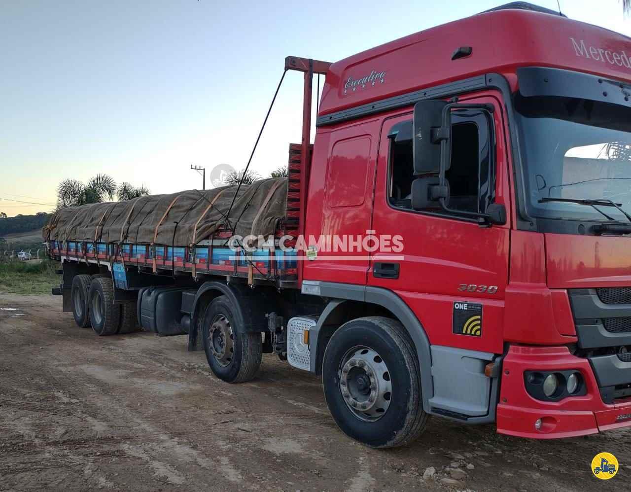 CAMINHAO MERCEDES-BENZ MB 3030 Carga Seca BiTruck 8x2 CCM Caminhões GOIANIA GOIAS GO