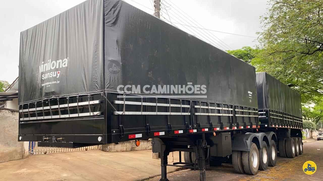 CARRETA BITREM 9 EIXOS GRANELEIRO CCM Caminhões GOIANIA GOIAS GO