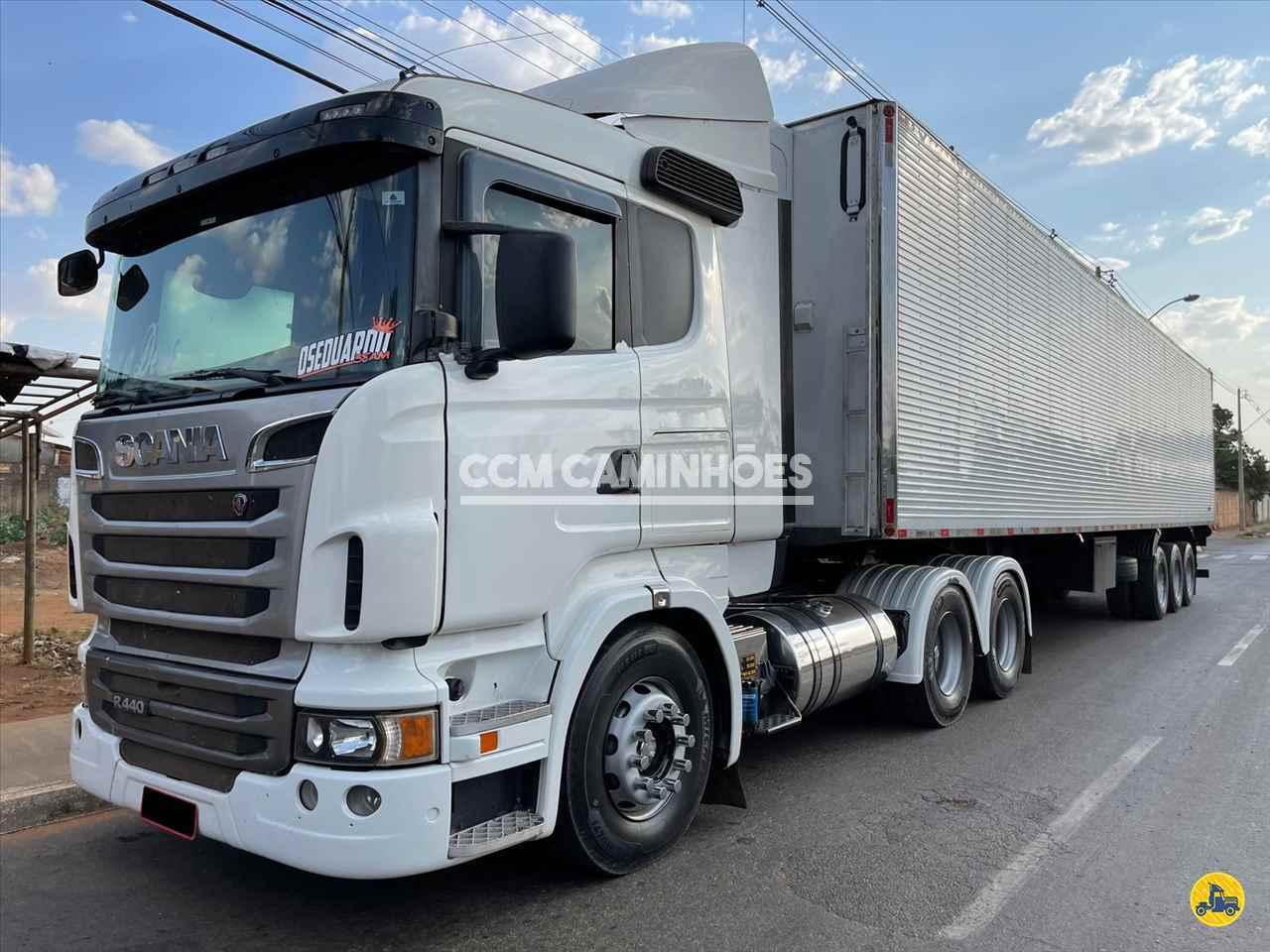 SCANIA 440 de CCM Caminhões - GOIANIA/GO