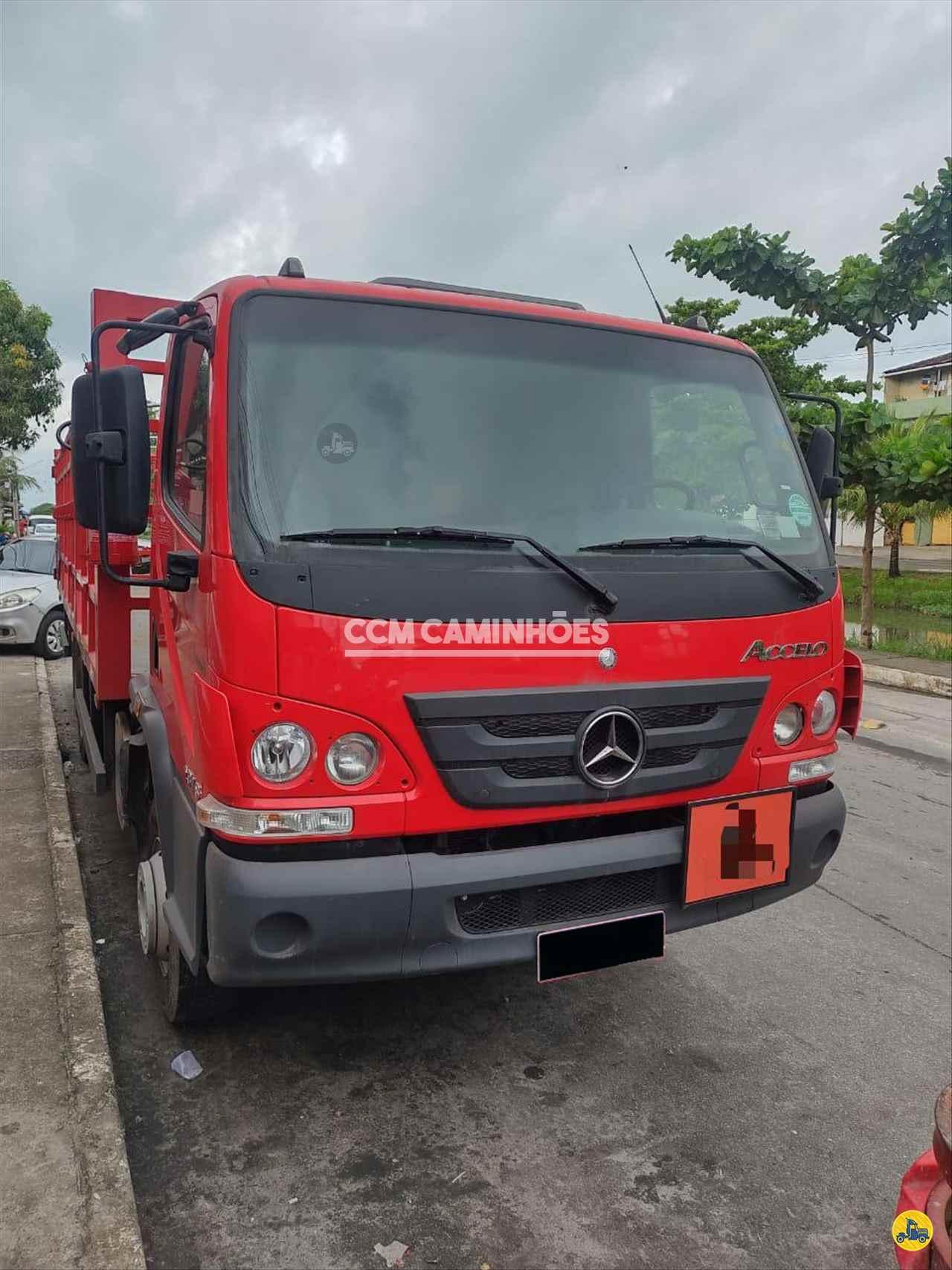 CAMINHAO MERCEDES-BENZ MB 1316 Gaiola de Gás 3/4 6x2 CCM Caminhões GOIANIA GOIAS GO