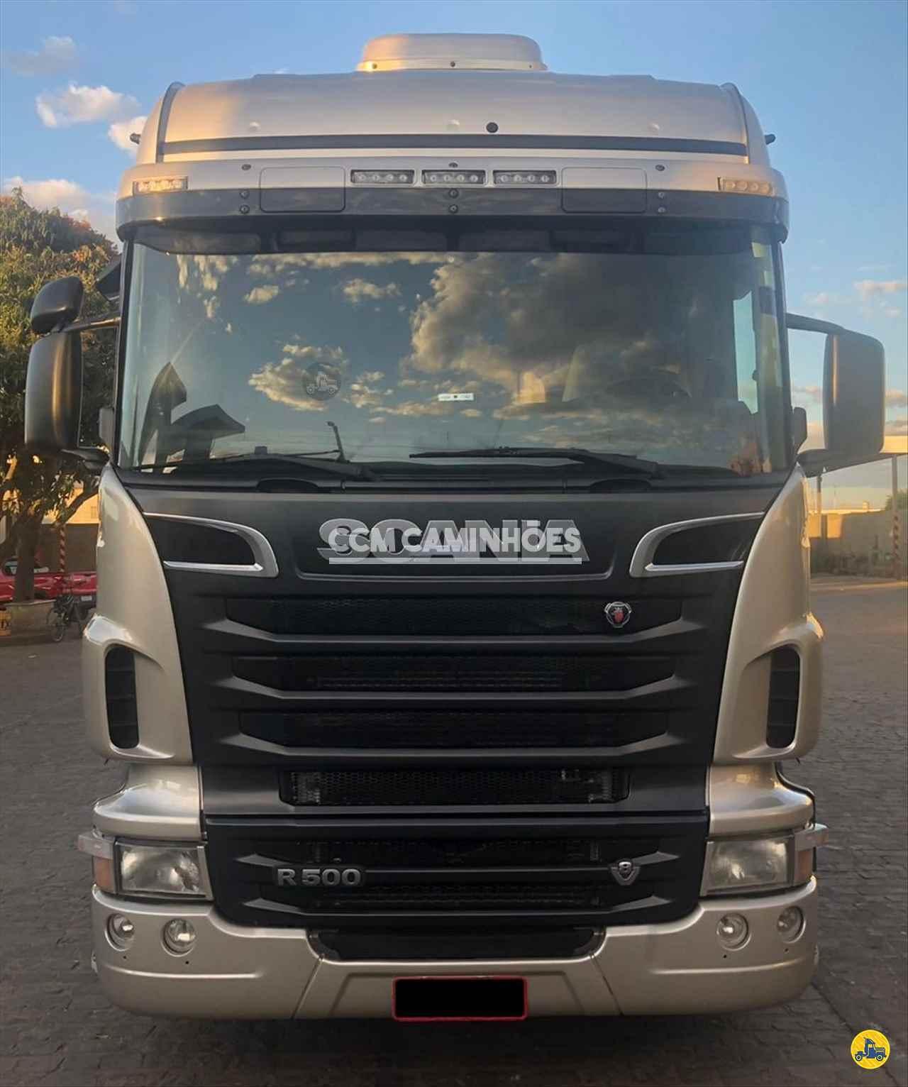 SCANIA 500 de CCM Caminhões - GOIANIA/GO