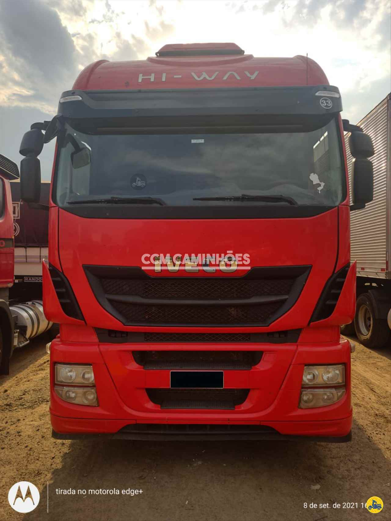 STRALIS 440 de CCM Caminhões - GOIANIA/GO