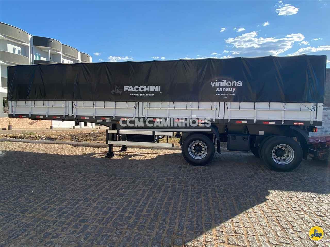CARRETA SEMI-REBOQUE GRANELEIRO CCM Caminhões GOIANIA GOIAS GO