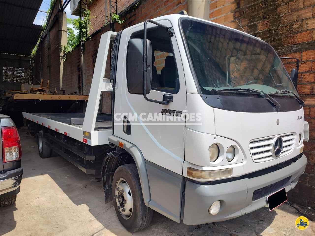 CAMINHAO MERCEDES-BENZ MB 915 Plataforma Guincho 3/4 4x2 CCM Caminhões GOIANIA GOIAS GO