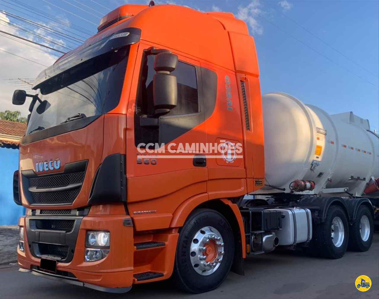 STRALIS 560 de CCM Caminhões - GOIANIA/GO