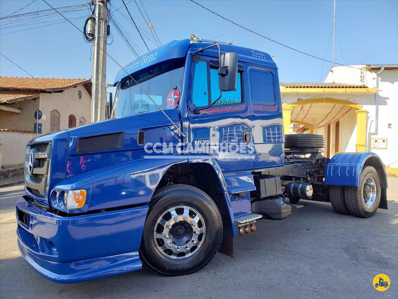 MB 1635 de CCM Caminhões - GOIANIA/GO