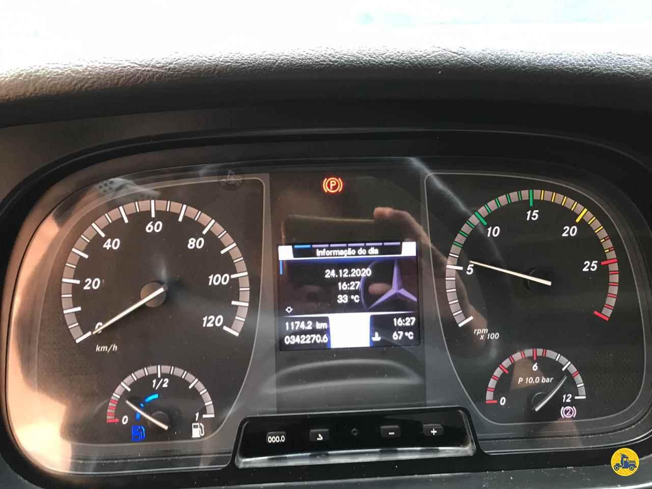 MERCEDES-BENZ MB 1635 342150km 2017/2018 Prime Caminhões