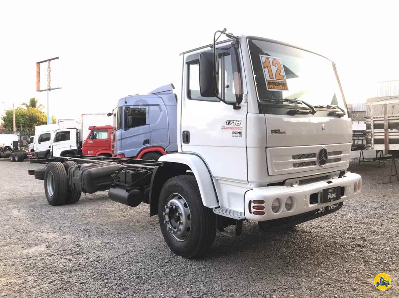 CAMINHAO MERCEDES-BENZ MB 1718 Chassis Toco 4x2 Prime Caminhões GOIANIA GOIAS GO