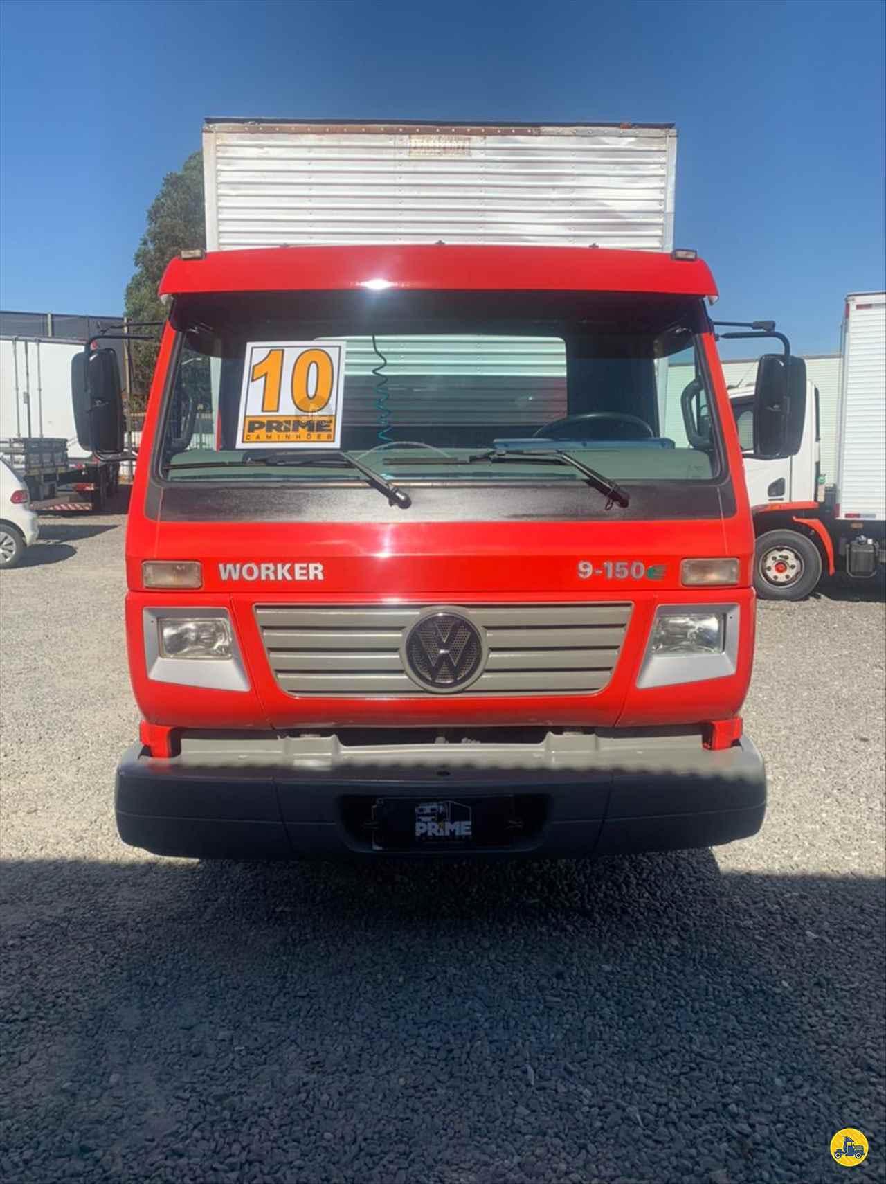 CAMINHAO VOLKSWAGEN VW 9150 Baú Furgão 3/4 4x2 Prime Caminhões GOIANIA GOIAS GO