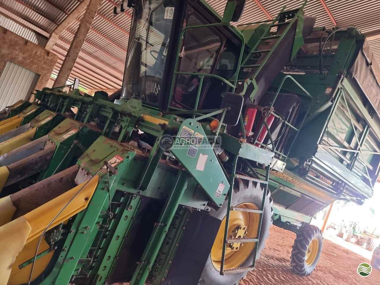 JOHN DEERE ALG. 9970 de Agro Fácil Máquinas - PRIMAVERA DO LESTE/MT