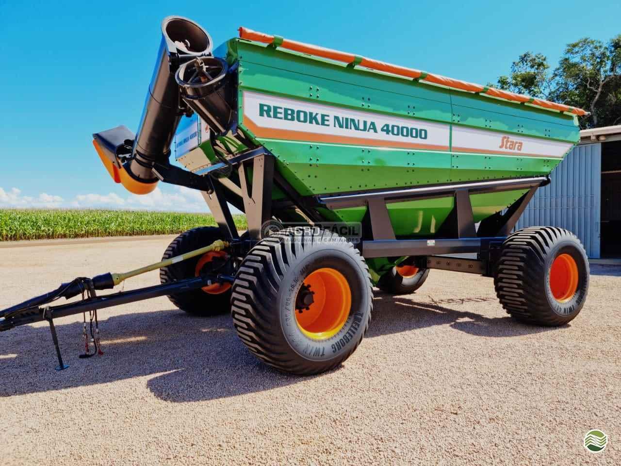 IMPLEMENTOS AGRICOLAS CARRETA BAZUKA GRANELEIRA 40000 Agro Fácil Máquinas PRIMAVERA DO LESTE MATO GROSSO MT