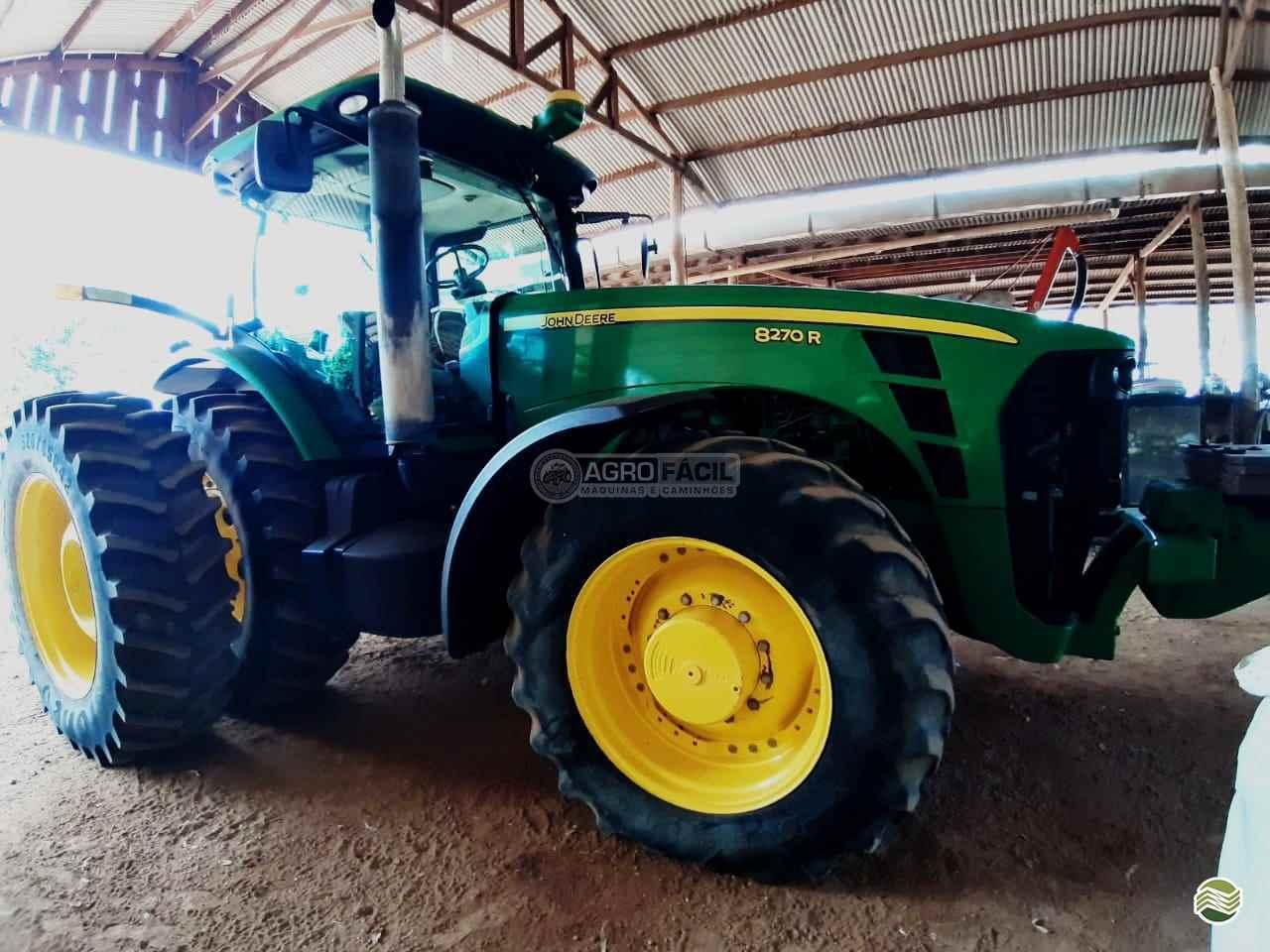 JOHN DEERE 8270 de Agro Fácil Máquinas - PRIMAVERA DO LESTE/MT
